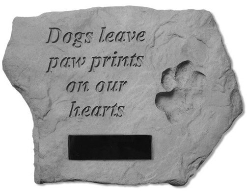 Memorial for Your Loving Dog