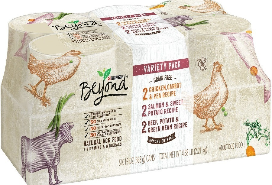 Purina Beyond Canned Dog Food Review