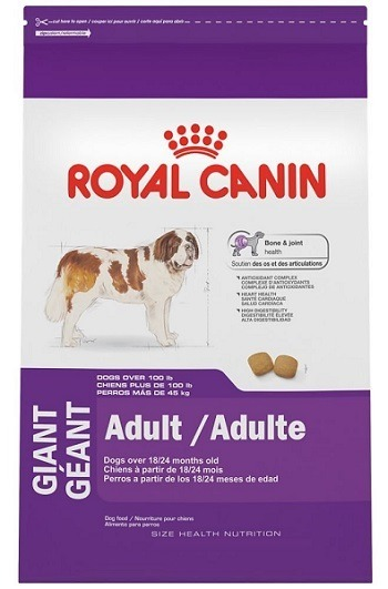 Royal Canin Nutrition Giant Dry Dog Food
