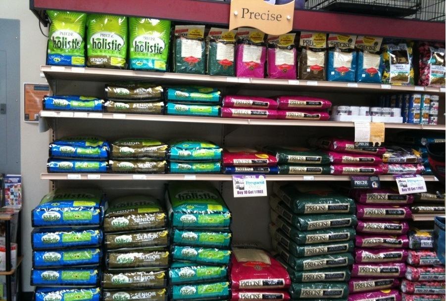 Precise Holistic Dog Dry Food
