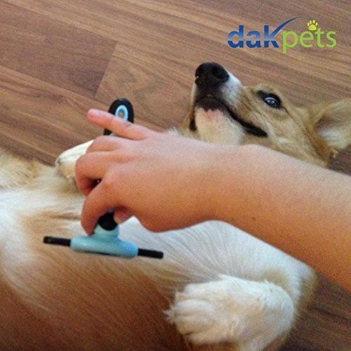 Perfect Deshedding Tool for Dogs and Cats