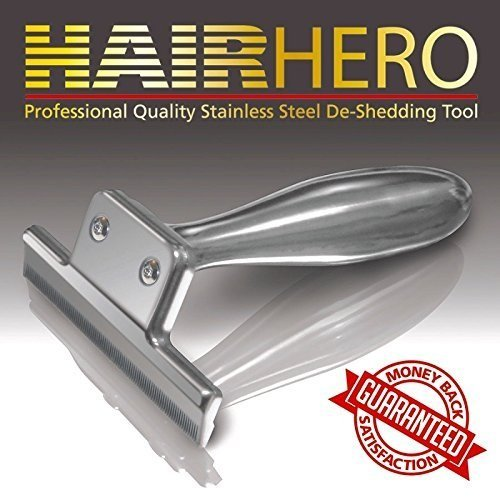 Deshedding Tool from Hair Hero