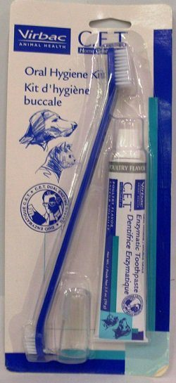 Virbac CET Oral Hygiene Kit For Dogs