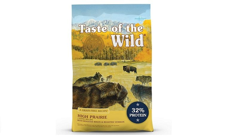 Taste of the Wild Dry Dog Food review